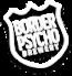 Logo Border Psycho Blanco